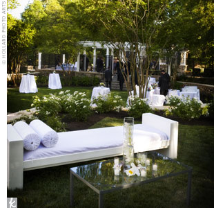 outdoor lounge area calgary wedding planners banff canmore lake