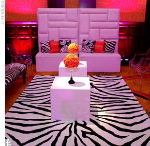 Wedding reception lounge area zebra calgary wedding planners wedding reception lounge area zebra junglespirit Gallery