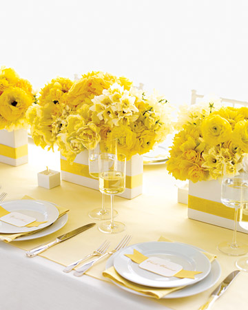 Best Wedding Ideas Ideas For Yellow Centerpieces