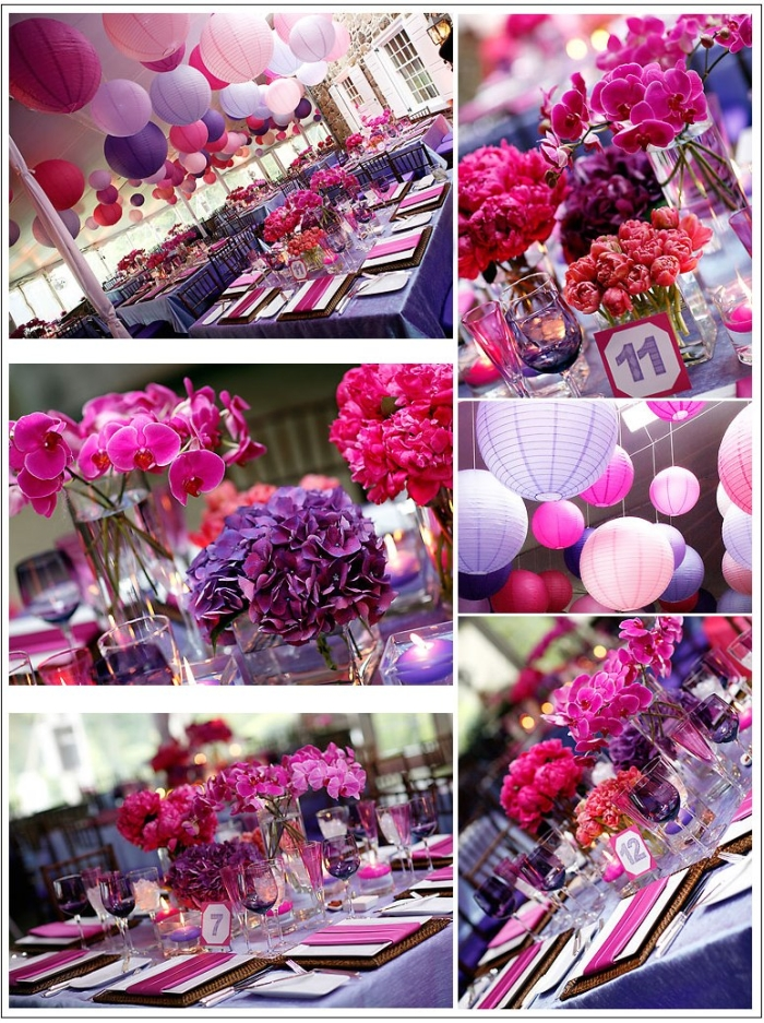 Hot Pink Wedding Photos : Hot pink state of mind ? calgary wedding planners banff canmore