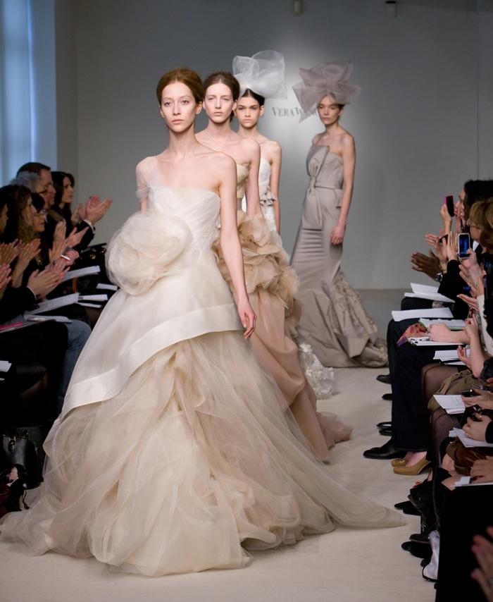 Wedding Gowns Calgary: Vera Wang 2012 Bridal Collection
