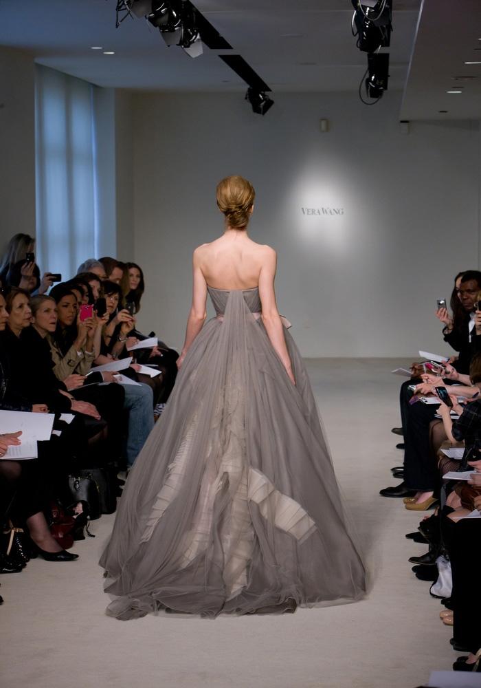 Calgary Weddings Vera Wang 2012 Bridal Collection