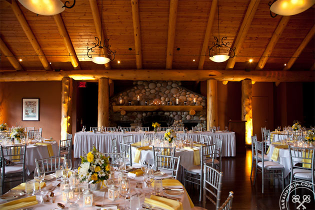 buffalo mountain lodge wedding_reception