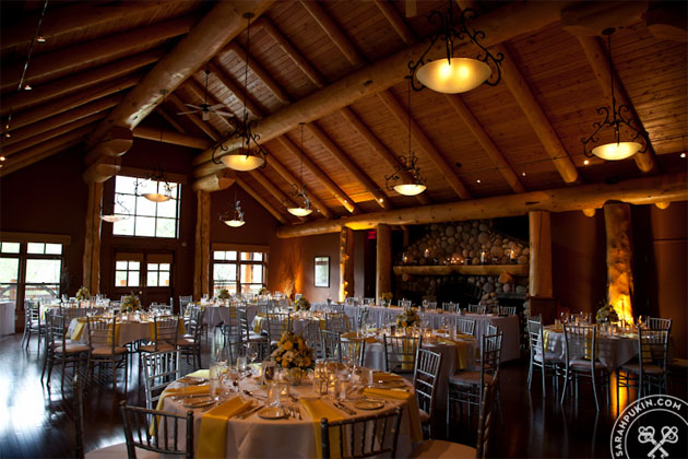 buffalo mountain lodge wedding_reception2