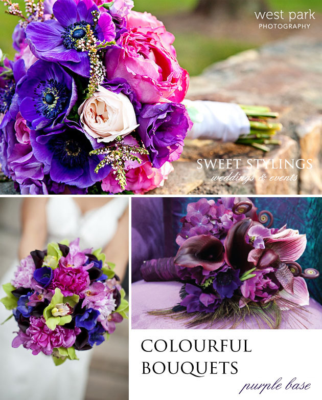 Awesome Pink And Purple Wedding Ideas Gallery - Styles & Ideas 2018 ...