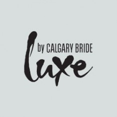 luxe by calgary bride logo