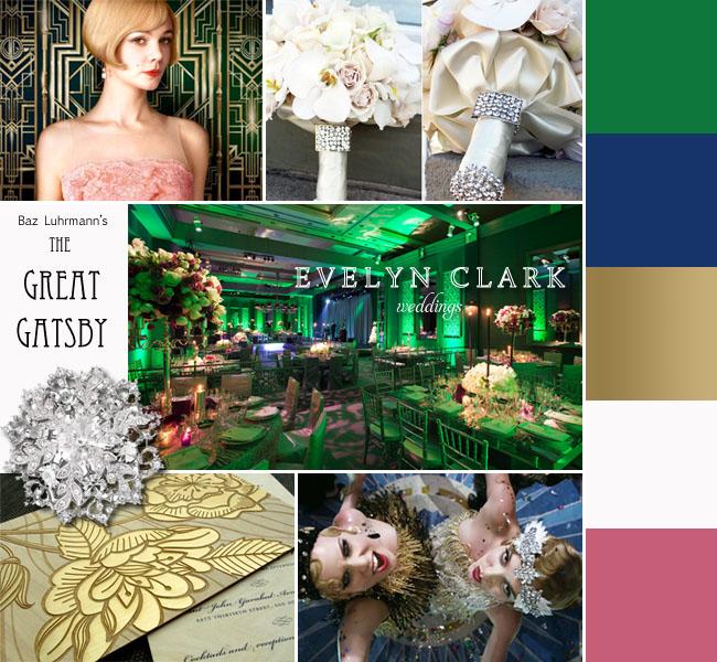 Great Gatsby wedding inspiration | Calgary wedding planner