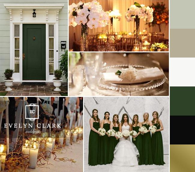 Green and grey weddings | Calgary wedding planners | Calgary weddings