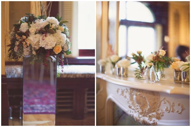 Natalie + Rob :: Calgary Wedding Planner Lougheed House