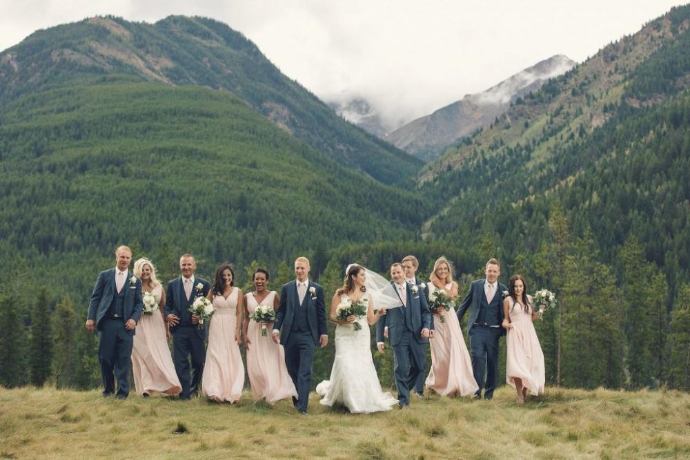 Mountain wedding planning price