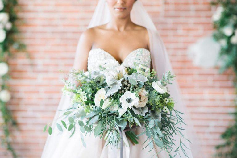 Classic Elegant Indoor Calgary Wedding Inspiration